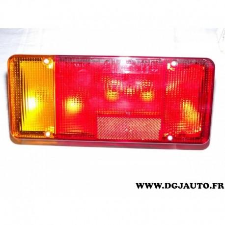Feu lanterne arriere gauche 1360260080 pour fiat ducato 3 peugeot boxer citroen jumper chassis benne plateau partir de 2006