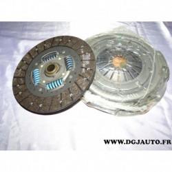 Kit embrayage disque + mecanisme 71735472 pour fiat ducato 2.5D 2.8D 2.5 2.8 D diesel de 1994 à 2002
