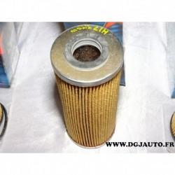 Filtre à huile optonix H17 à identifier ???