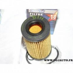 Filtre à huile optonix H19 à identifier ???