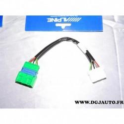 Cable faisceau interface commande au volant KWE-851E pour peugeot 206