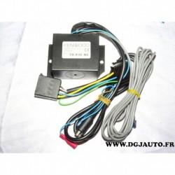 Faisceau module interface commande au volant autoradio kenwwod CK-R80MX pour peugeot 206 406 307 citoren C8 xsara picasso C3
