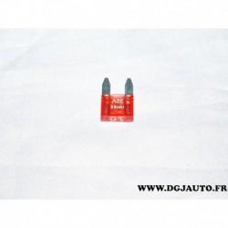 Mini fusible 10A 32V rouge 6999S3 pour citroen peugeot renault fiat lancia alfa romeo mercedes opel chevrolet volkswagen seat au