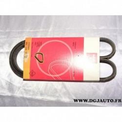 Courroie accessoire 4PK903 pour fiat ducato iveco daily 3 renault clio 2 kangoo dacia sandero