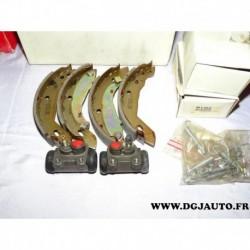 Kit frein arriere montage lucas 8671000231 pour citroen ZX peugeot 306