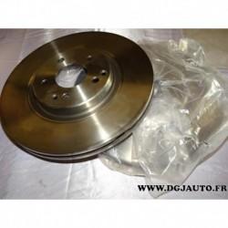 Paire disque de frein avant ventilé 8671017405 pour mercedes CLK C SLK W203 W209 R171