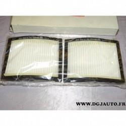 Paire filtre habitacle interieur 8671018418 pour BMW serie 3 E36 compact