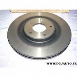 Disque de frein avant TOUT SEUL 320mm ventilé 402069828R pour renault koleos nissan juke qashqai