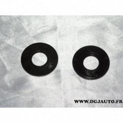 1 Rondelle fixation tapis de sol 156025476 pour alfa romeo GTV spider partir de 1998