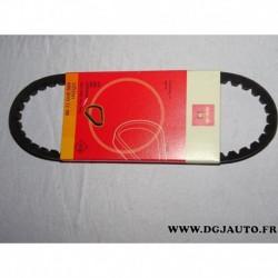 Courroie alternateur AVX10x550 pour citroen C15 1.8D 1.8 D diesel peugeot 309 405 1.9GTI 1.9 GTI