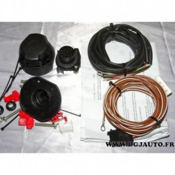 Faisceau attelage attache remorque 13 poles spécifique E919099013 pour hyundai