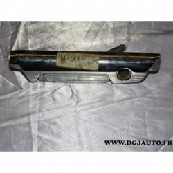 Poignée de porte exterieur avant gauche chrome 91028971 pour fiat 1300 1500