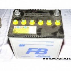 Batterie 65AH 465A 75D23L FB hidash pour voiture (acide non inclus)