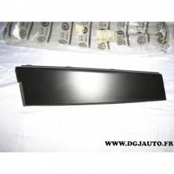 Revetement montant de porte gauche noir satine 6L3853289H 9B9 pour seat ibiza de 2005 à 2009