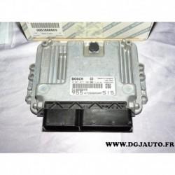 Centrale injection calculateur 51888609 pour alfa romeo mito 1.6JTDM 1.6 JTDM avec start and stop euro 5 de 2008 à 2013