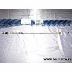 Cable accelerateur 46774554 pour fiat panda 0.9 SPI 900cc de 1991 à 2003