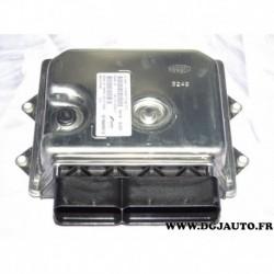 Centrale injection calculateur 51969913 pour fiat 500L 1.4 turbo multiair TCT nafta saso partir de 2013