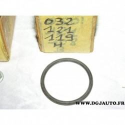 Joint 48x4.2 calorstat thermostat eau 032121119H pour audi A2 volkswagen new beetle bora caddy golf 3 4 lupo polo vento seat aro