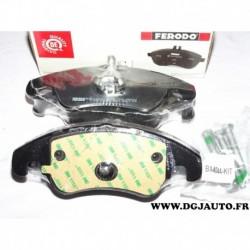 Jeux 4 plaquettes de frein avant montage TRW FDB4044 pour audi A4 A5 A6 A7 Q5 partir 2008