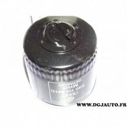 Filtre a huile 030115561C pour skoda felicia volkswagen caddy 2 lupo polo 5 6 seat arosa 1.7SDi 1.9D 1.7 1.9 D Sdi diesel