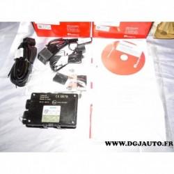 Kit tracker track traceur GPS système alarme Cobra 2216 cobraconnex YY118COBTRAK (avec système contrat)