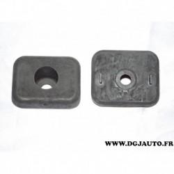 1 Butée tampon tronconique hayon de coffre 5JA827239B pour seat toledo skoda rapid partir de 2013