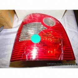 Feu lanterne arriere gauche 6Q6945095Q pour volkswagen polo de 2002 à 2005