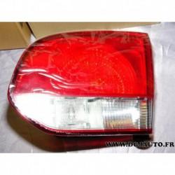 Feu lanterne arriere interieur droit valeo 5K0945094G pour volkswagen golf 6 VI de 2009 à 2013
