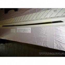 Baguette chrome porte seuil hayon de coffre 7P0071360 pour volkswagen touareg partir de 2011