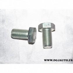 1 Vis fixation ceinture de sécurité N98911503 pour audi volkswagen seat skoda