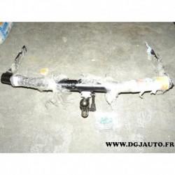 Attelage attache remorque boule demontable sans outil avec système verrouillage EEA400001A pour skoda fabia partir de 2000 (fais