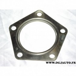Joint metallique tuyau pipe echappement 46829677 pour alfa romeo 147 156 spider fiat bravo essence 1.6 1.8 2.0 16V
