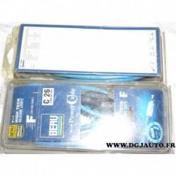 Jeu cable faisceau fils allumage bougie 0900301066 C26 pour renault 21 R21 2.0 safrane 2.2