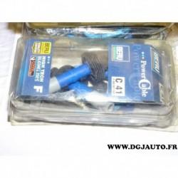 Jeu cable faisceau fils allumage de bougie 0900301090 pour renault laguna safrane 2.0 volvo S40 V40 1.6 1.8 1.9 2.0