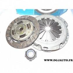 Kit embrayage disque + mecanisme + butée 3000951536 pour renault megane 1 dont scenic 1.6 16V essence