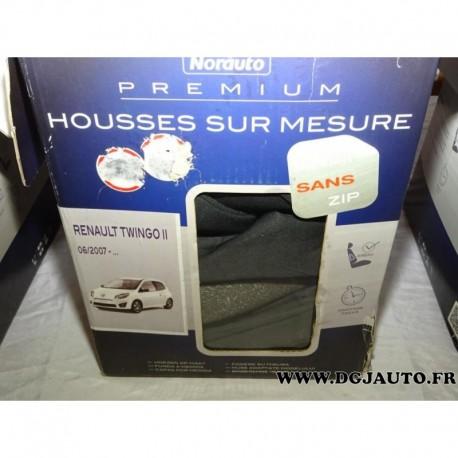 kit complet housses protection sieges sur mesure norauto. Black Bedroom Furniture Sets. Home Design Ideas