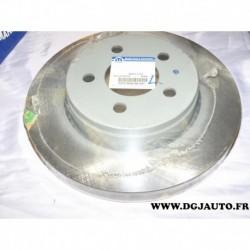 Disque de frein avant 302mm diametre ventilé TOUT SEUL 52109938AB pour dodge nitro jeep cherokee partir de 2008