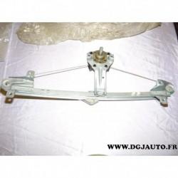Mecanisme leve vitre manuel porte arriere gauche 90462397 pour opel vectra A