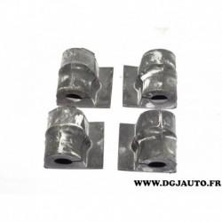 1 Silent bloc barre stabilisatrice avant 16mm 90495054 pour opel calibra vectra A astra F