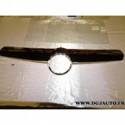 Moulure baguette chrome calandre grille radiateur UNE PETITE PATTE CASSE INCLUS 13157591 pour opel zafira B