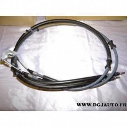 Cable de frein à main 24465149 pour opel zafira A frein arriere à disques