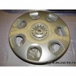 """Enjoliveur de roue cache jante 14"""" 14 pouces 93197066 pour opel agila B partir de 2008"""