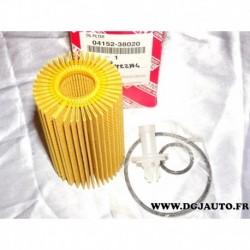 Filtre à huile 0415238020 pour toyota landcruiser 200 J200 4.5D V8 lexus RC SC10 5.0F