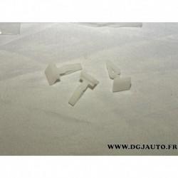 1 Agrafe taquet fixation revetement parechocs 5253528020 pour toyota prius RAV4 highlander 4runner scion IQ XB