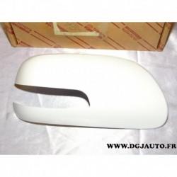 Coque calotte blanche de retroviseur avant droit 8791505912 pour toyota avensis de 2006 à 2008