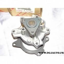 Pompe à eau avec joint 1610029196 pour toyota prius vios yaris 1.3 1.5 essence 1.4D-4D diesel