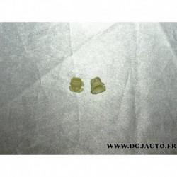 Lot 2 prisonniers fixation logo motif embleme 9008033004 pour toyota hilux 4runner volkswagen taro