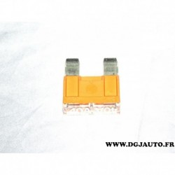Maxi fusible 40A 90386022 pour opel calibra vectra A B C corsa B C D tigra A B astra F G zafira A omega B meriva A signum renaul