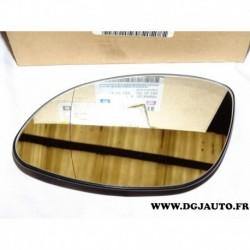 Glace miroir vitre retroviseur avant gauche 90569691 pour opel vectra B
