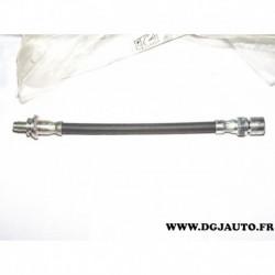 Lot 2 flexibles de frein arriere 90468320 pour opel vectra A astra F calibra